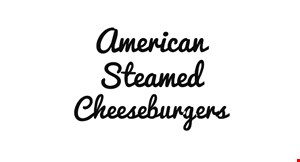 American Steamed Cheeseburgers logo