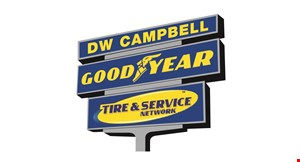 Product image for DW CAMPBELL $19.95 oil change