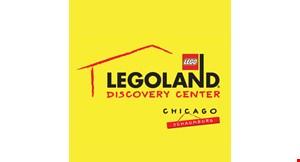 LEGOLAND Discovery Center - Chicago logo