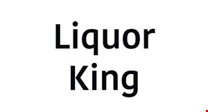 Product image for Liquor King 12% Off any wine purchase.