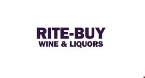 Product image for Rite-Buy Wine & Liquors $18.39 Smirnoff vodka 1.75L.