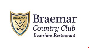 Braemar Country Club logo
