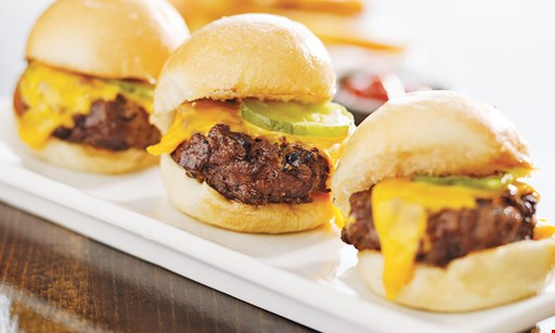 Product image for White Castle FREE 5 Cheese Sliders