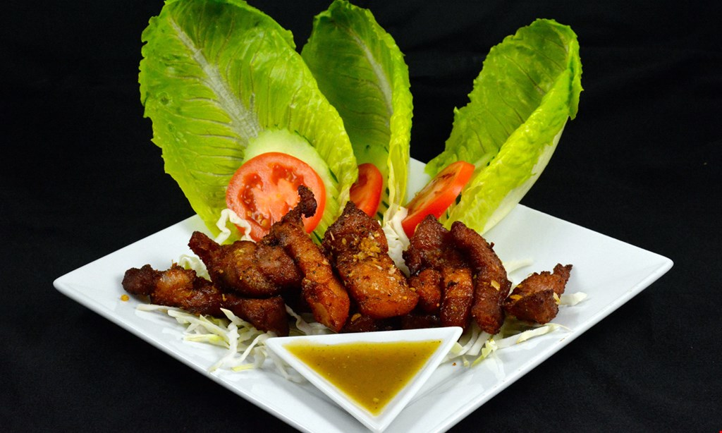 Product image for Thai Fix free Order Of Spring Rolls