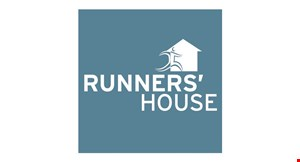 Product image for Runners' House 15% Off any purchase.