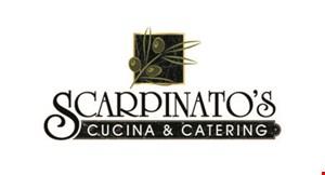 Scarpinato's Cucina & Catering logo