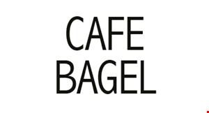 Cafe Bagel logo