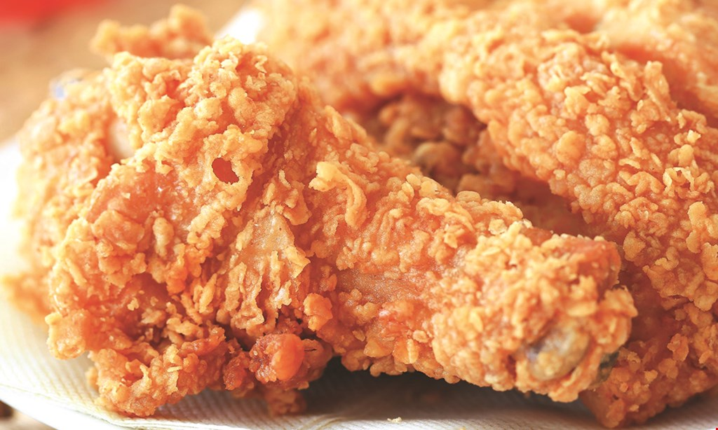 Product image for Helen's Hot Chicken $5 OFF any purchase of $30 or more