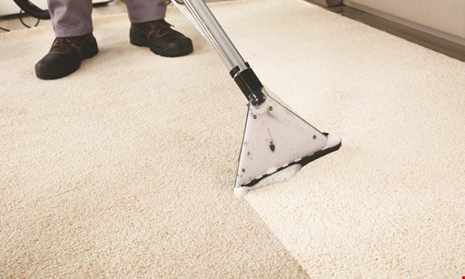 Product image for L & N Carpet Cleaning 2 rooms for $109.95 each additional room is $40.