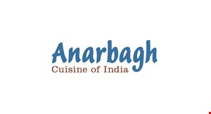Anarbagh Cuisine of India logo