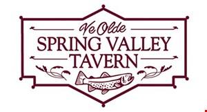 Ye Old Spring Valley Tavern logo