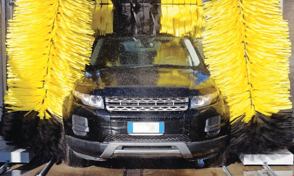 Product image for Scrubbin Bubblles Car Wash $5 off express wax