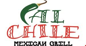 Al Chile Mexican Grill logo