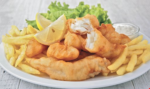 Product image for Long John Silvers $17.99 8 PC. FAMILY MEAL Includes: Fresh Cole Slaw, Natural-cut French Fries, & 8 Golden Hushpuppies.