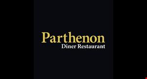 Parthenon Diner & Restaurant logo