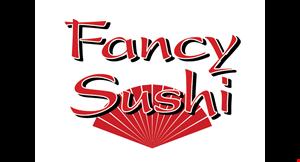 Fancy Sushi & Grille logo