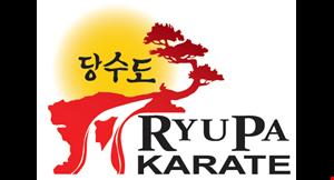 Ryupa Karate logo
