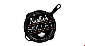 Nealie's Skillet logo