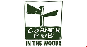 Corner Pub in The Woods logo