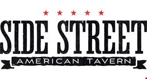 Side Street American Tavern logo