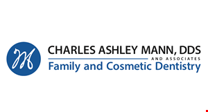 Product image for C. Ashley Mann, Dds $200 OFF in office same day porcelain crown