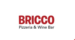 Bricco Pizzeria and Wine Bar logo
