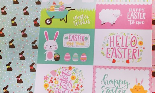 Product image for Busy Bee Papercrafts $10 off any purchase of $50 or more. $5 off any purchase of $25 or more.