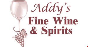 Product image for Addy's  Fine Wine And Spirits SAVE 20% wine & champagne excludes our already reduced 5 ltr. boxes.