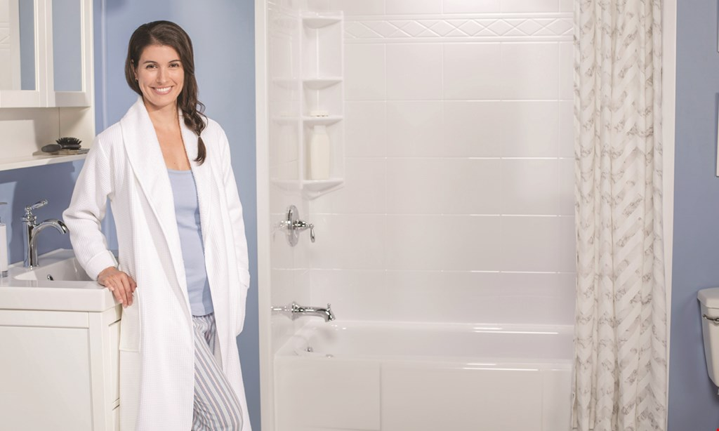 Product image for Bath Fitter NO PAYMENTS NO INTEREST*