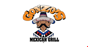 Gonzo's Mexican Grill logo