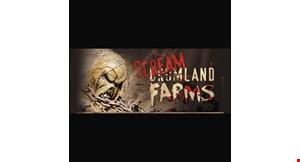 Screamland Farms logo