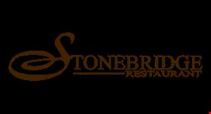 Stonebridge Restaurant logo
