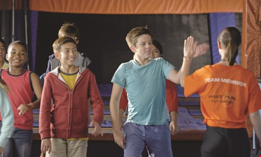 Product image for Sky Zone $50 OFF any birthday party package