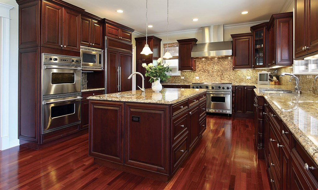 Product image for PANDA GRANITE & CABINET granite countertops from $24.95/sq. ft. (3cm thickness)