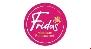 Product image for Frida's Mexican Cuisine $10.00 OFF $50 purchase.
