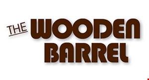 The Wooden Barrel logo