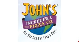 John's Incredible Pizza Co. logo