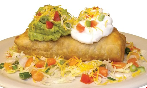 Product image for Top Shelf Mexican Food -  Cantina $5.00 OFF Minimum Of $25 Food Order