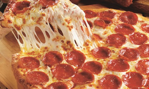 Product image for Marcos Pizza 50% off pizza Monday! Valid Mondays, online only. Not valid on Big Square Deal Pizza.