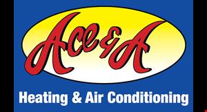 Ace & a logo