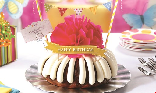 """Product image for Nothing Bundt Cakes $5 off an 8"""" or 10"""" Decorated Cake"""