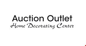 Auction Outlet logo