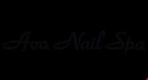Ava Nail Spa logo