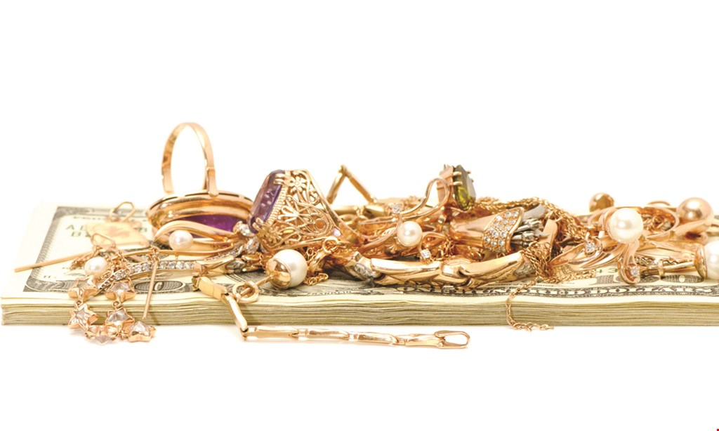 Product image for National Jewelry and Pawn 20% Off any one general merchandise item purchase