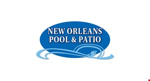 NEW ORLEANS POOL & PATIO logo