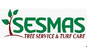 Product image for Sesmas Tree Service $150 off with any tree service of $500 or more