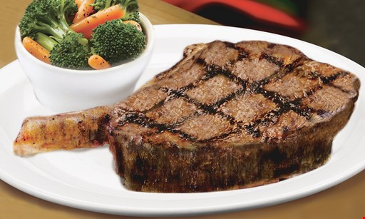 Product image for Texas Roadhouse $5 off Any Purchase of $30 or more valid Mon.-Thurs.