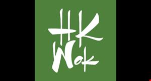 HK Wok logo