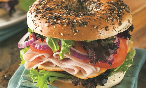 Product image for New York Bagel Cafe & Deli Half OFF lunch item