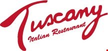 Product image for Tuscany Italian Restaurant $10 OFF any purchase of $50 or more Valid Sunday-Thursday.